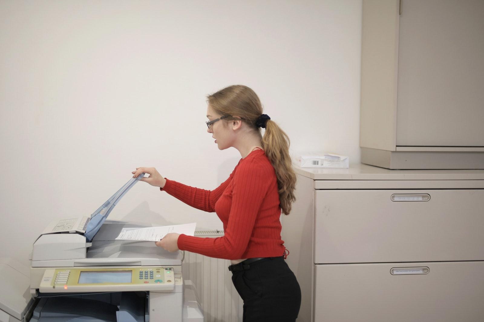 multifunktionsdrucker beidseitig scannen