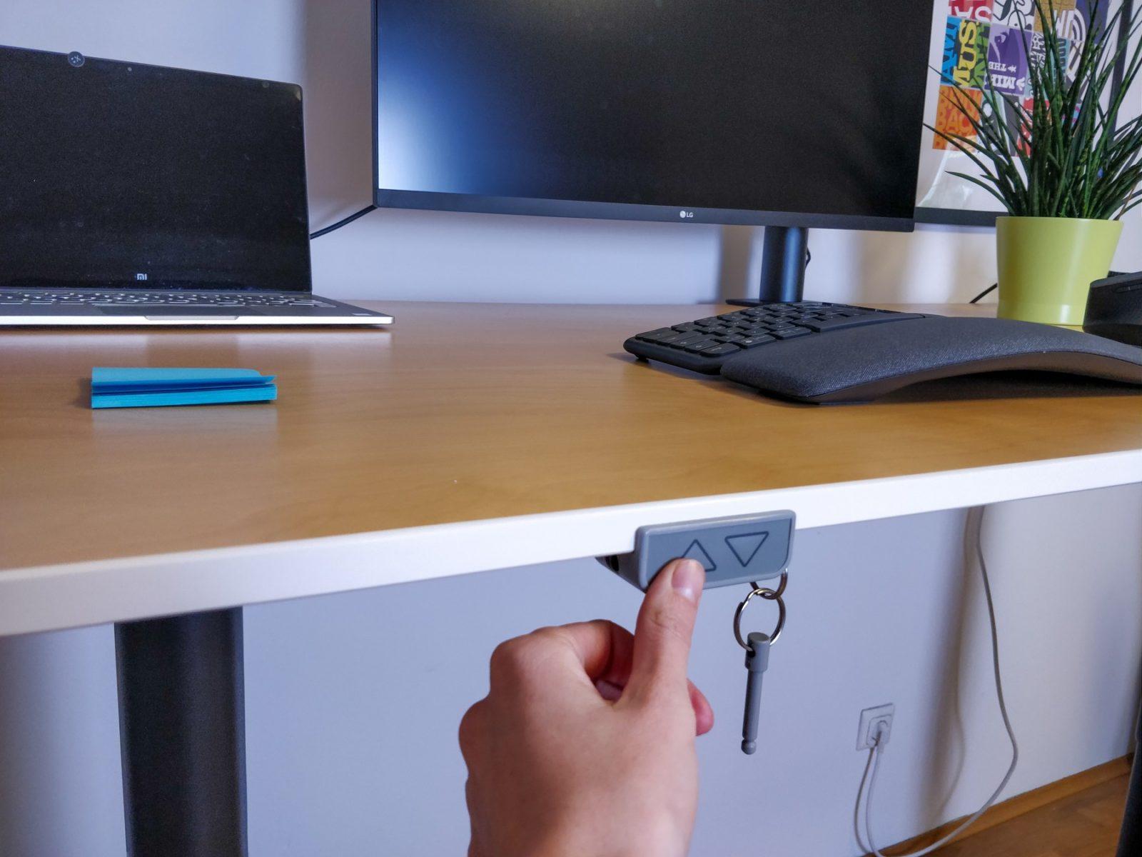 home office tisch höhenverstellbar